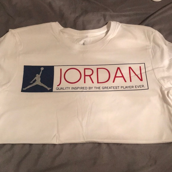 "8873306f68bb93 Jordan Other - Jordan ""French Blue"" Retro 12 s T-shirt"
